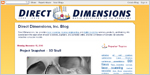 Direct Dimensions, Inc. Blog
