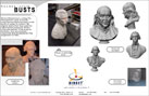 Projects - Houdon-Style Busts